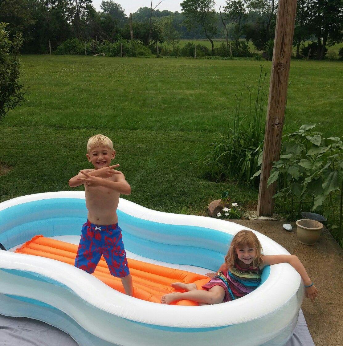 Pin by deanna puskas on sun fun pool float hot tub pool