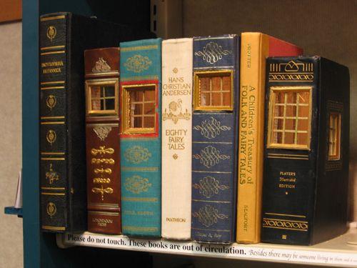Urban Fairies at the Ann Arbor District Library.