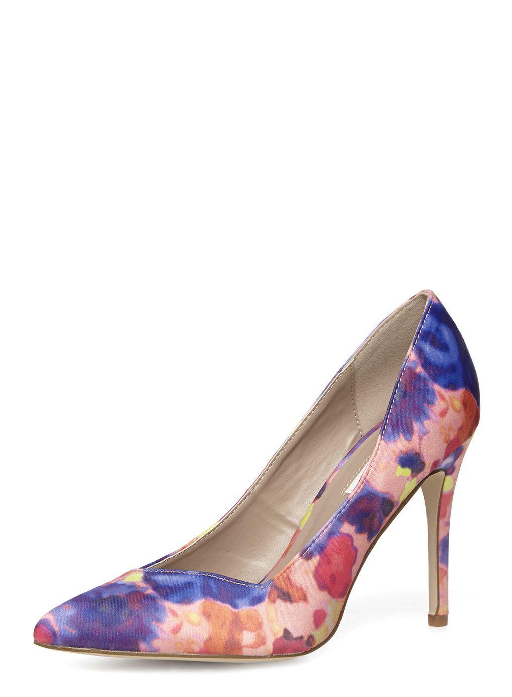 71a3d9eb3de Wide fit pink high point court shoes - Dorothy Perkins | Sophie's ...