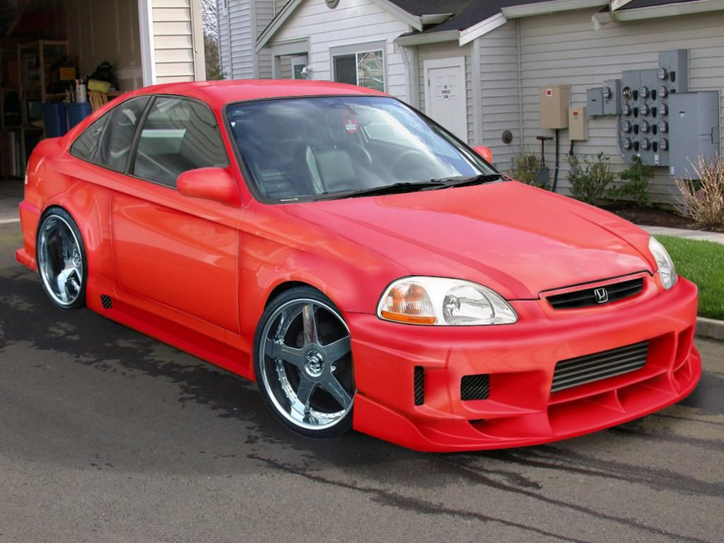 The Ten Best Cars to Modify - 10. Honda Civic   Best of the Best ...