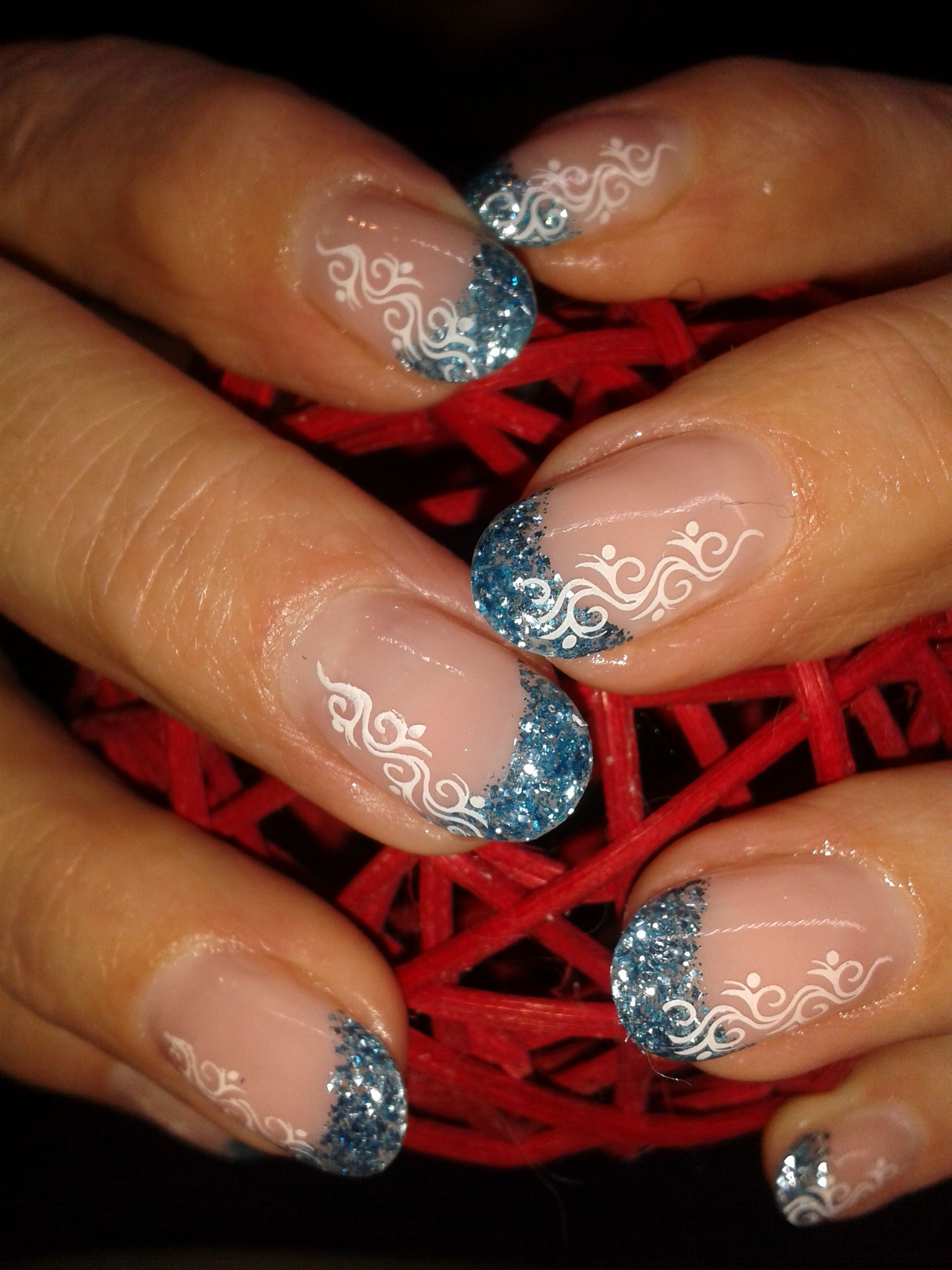 Nails by Lydia Schnoga from www.nageldesign-galerie.de | Nail Art ...