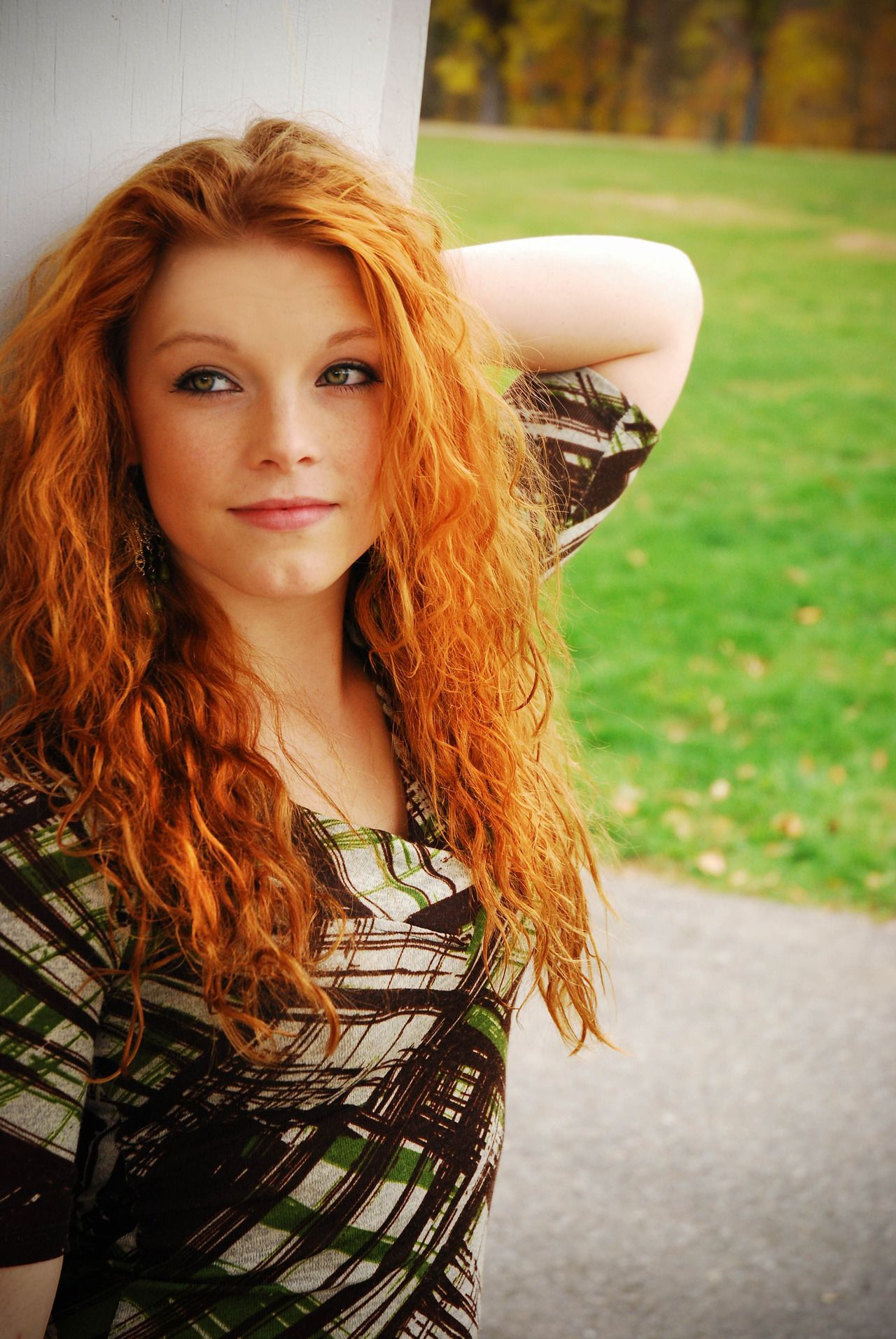 Natural redhead hotties