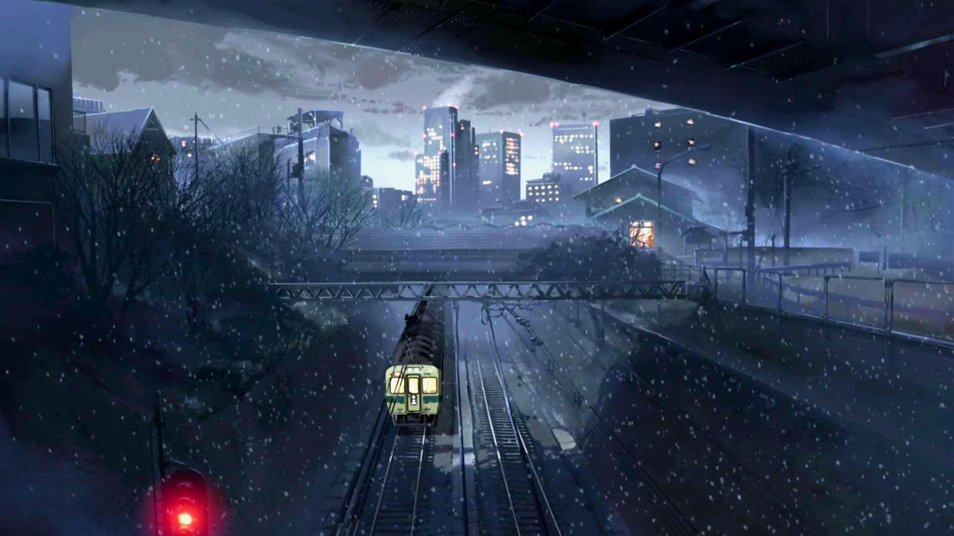 Centimeters Per Second Wallpaper Group