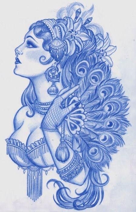 gypsy by CynthiaHCurtis