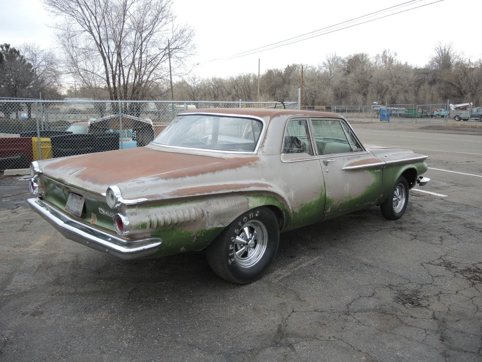 1962 dodge dart 413 project car for sale