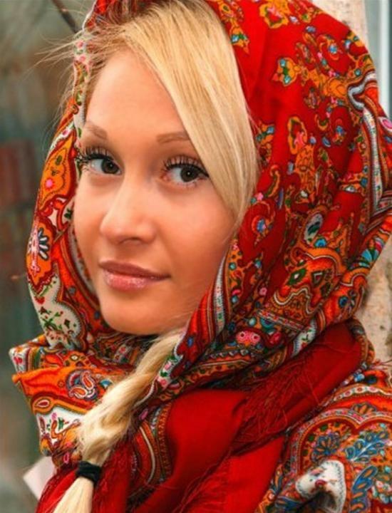 русские платки ру