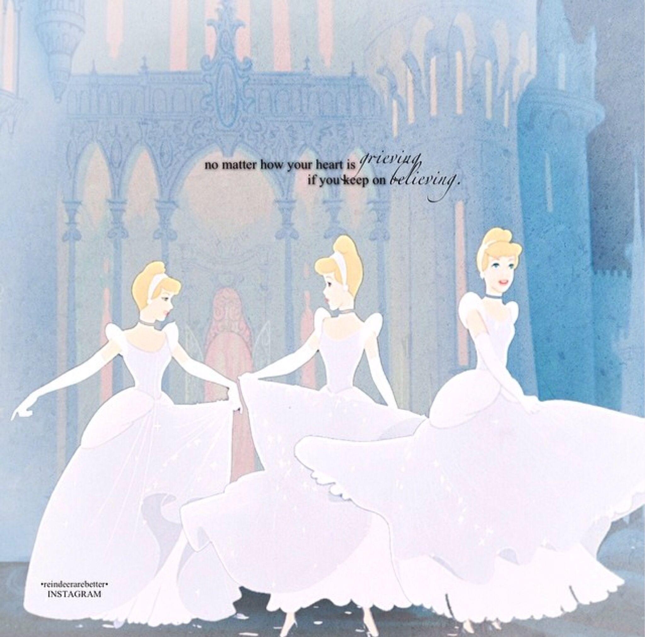Cinderella song lyrics in a movie poster #familyentertainment Peckosh Pediatric Dentistry | #Dubuque | #IA | http://peckoshpediatricdentistry.com/