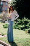 Photo of Los jeans skinny van de salida, e tanti ricordi di pantalones anchos …