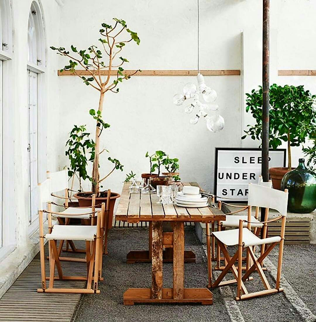 Interior Design Home Staging: Terras Decor, Decoraties