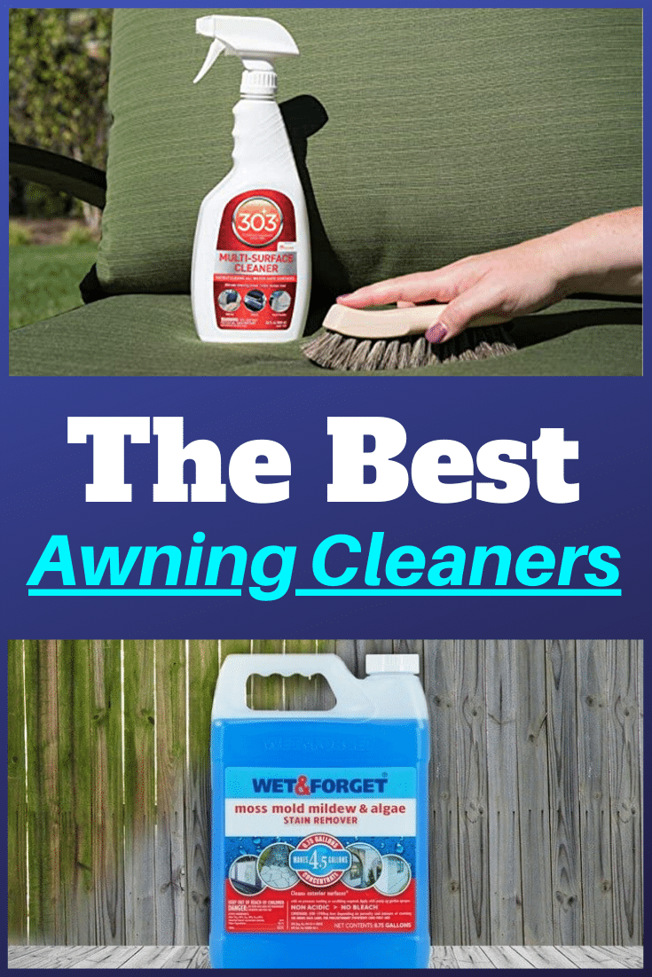 Best Awning Cleaners Ultimate Buyer S Guide Rv Expertise In 2020 Cleaners Awning Camper Awnings