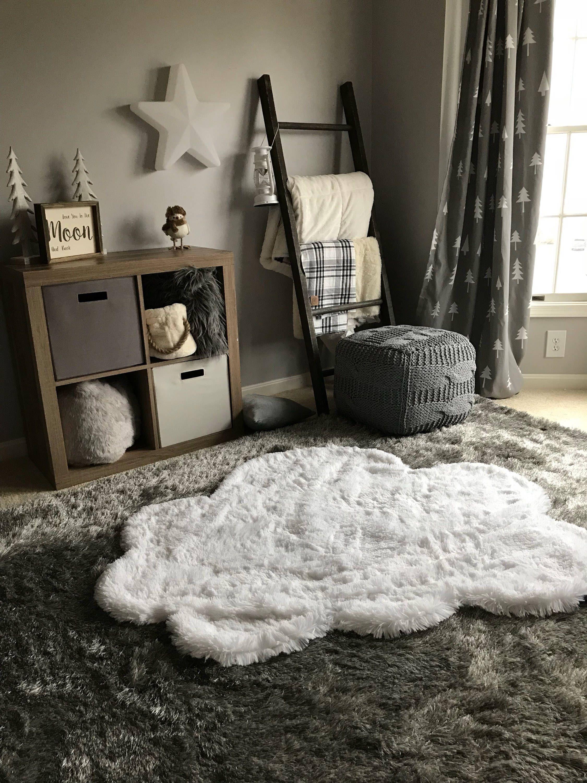 Cloud Rug Nursery Dream Little One