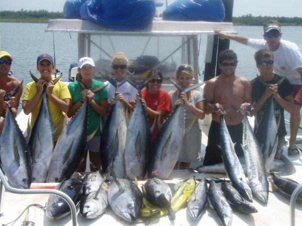 Charter Fishing Trips Grand Isle Louisiana With Capt