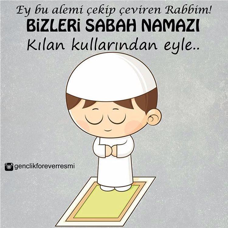 Namaz uykudan hayırlıdır! ______________________________________________ #islam #müslüman ...