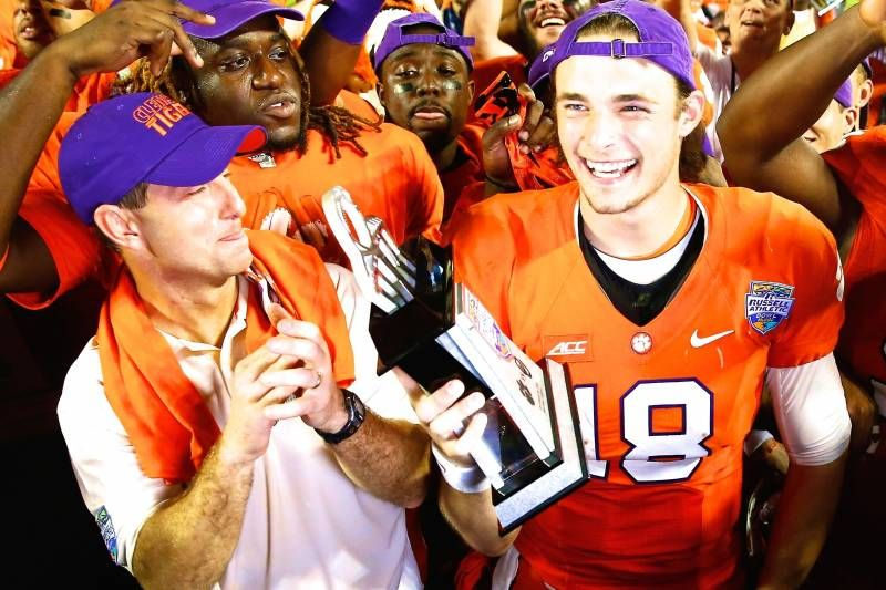 Cole Stoudt Has Lasting Memory for His Clemson Career in