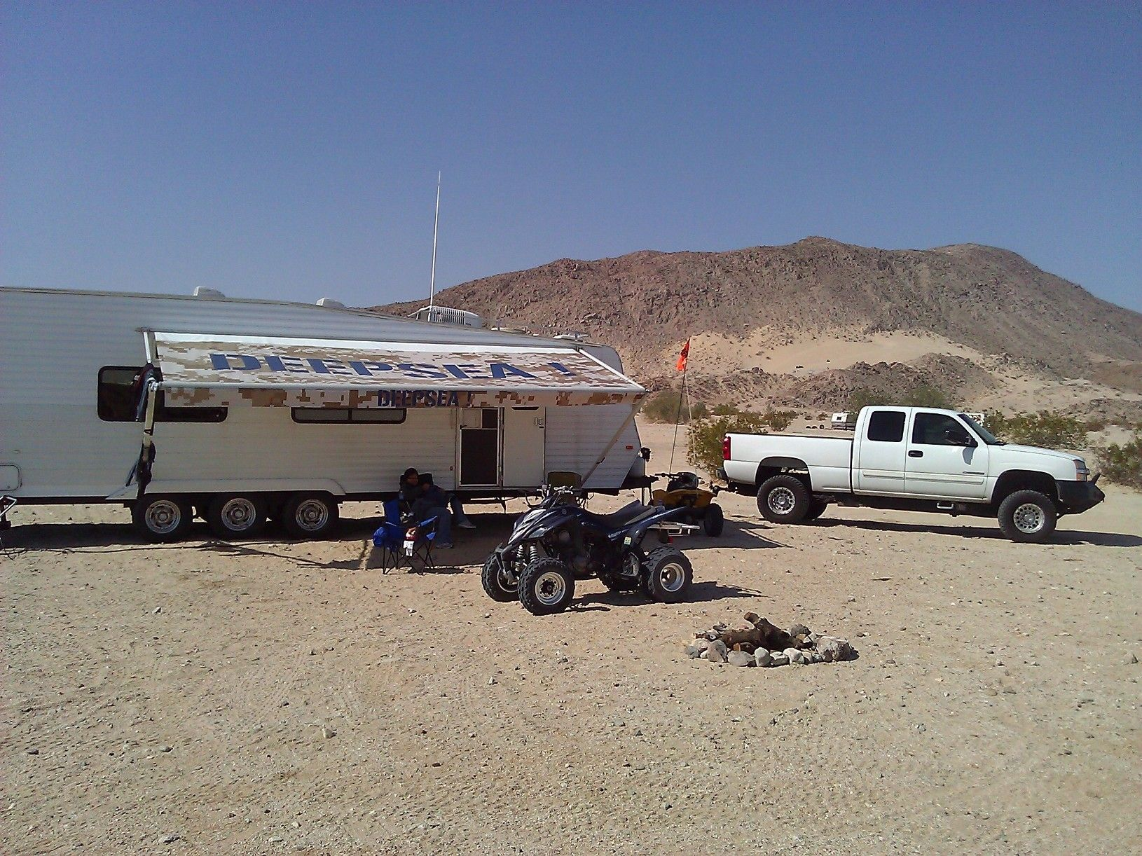 Fun In The Shade Custom Awnings Recreational Vehicles Cargo Trailers