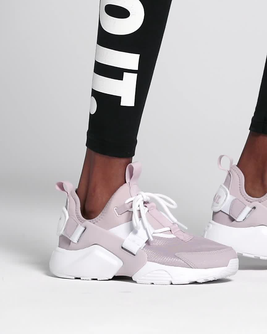 992310e59a5c Nike Air Huarache City Low Women s Shoe - 5 Grey in 2019