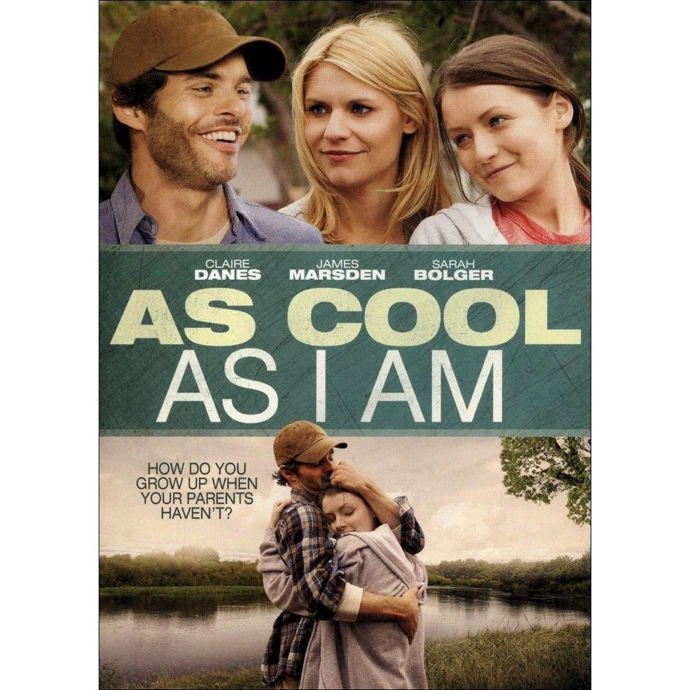 As Cool as I Am (DVD)(2013)   Really good movies ...
