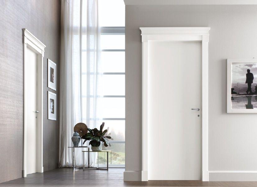 Classical - Wooddoor - Interiérové dizajnové dvere Usi - led panel küche