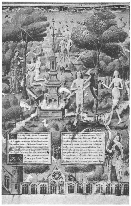 7- Vergers et jardins dans l'univers médiéval - § A ...