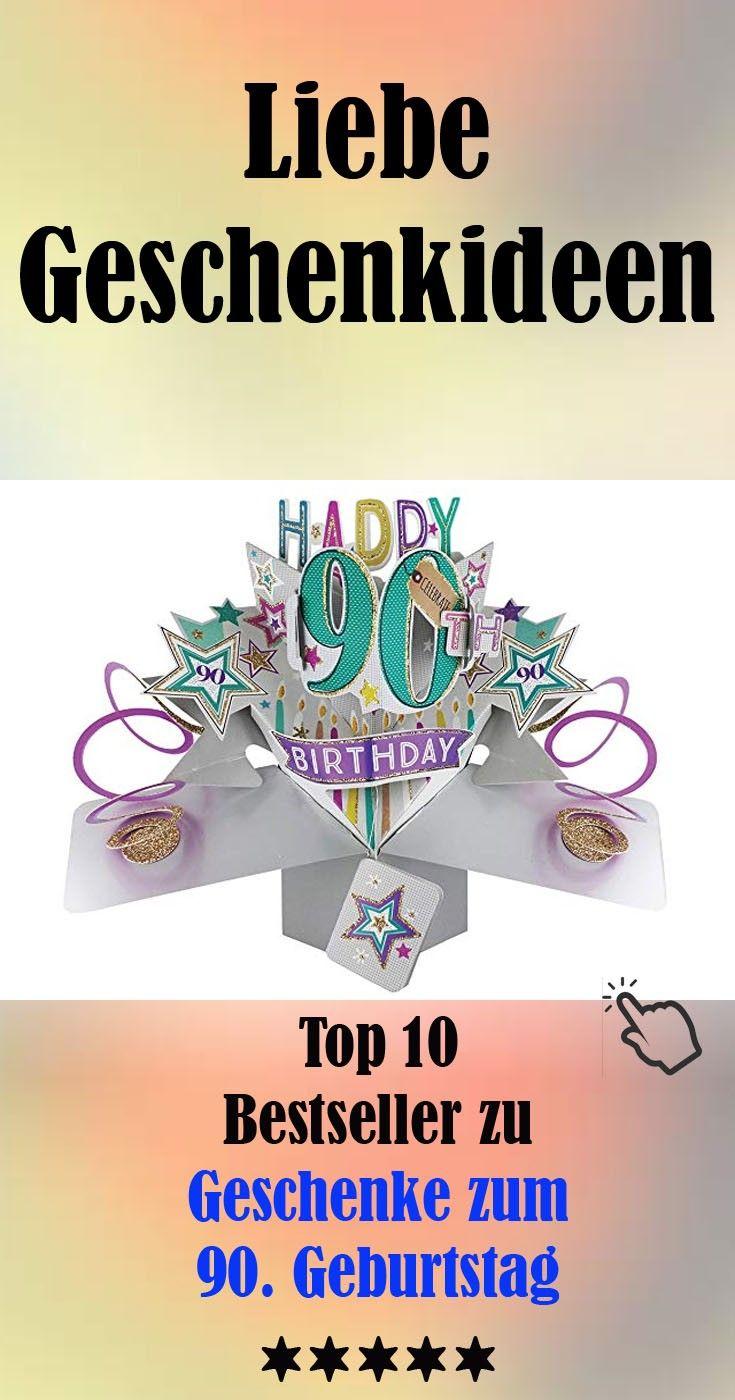 ᐅ Beliebte Geschenke Zum 90 Geburtstag Top 10 Bestseller In