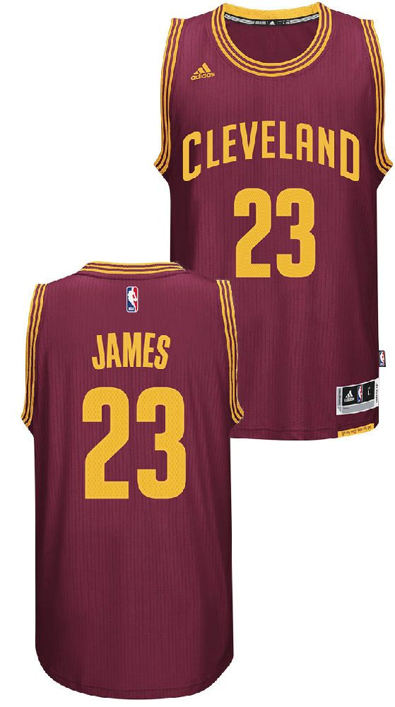 0acd470e64d Lebron James Youth Cleveland Cavaliers Wine Replica Basketball Jersey by  Adidas $44.95