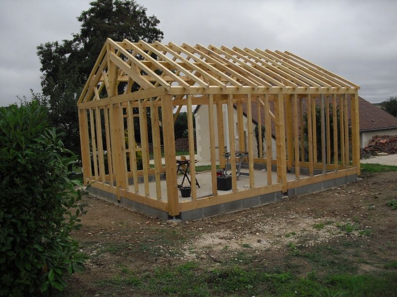 Avis plan abris de jardin (15 messages) - ForumConstruire Id