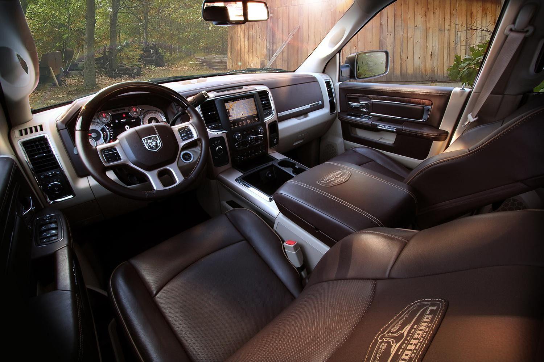 Ram Laramie Longhorn Review 2017 Dodge