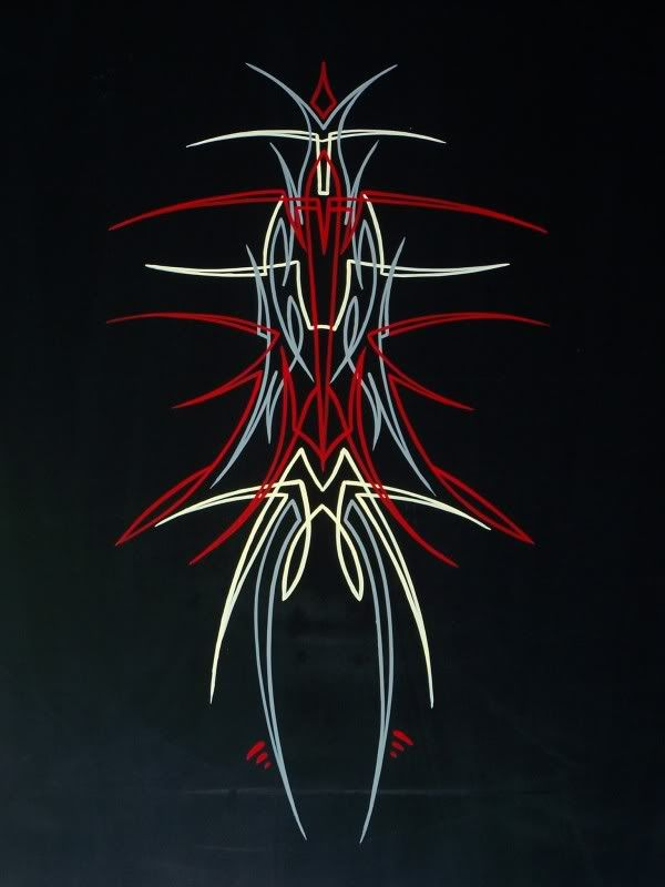 pinstriping | pinstriping - ink trails tattoo forum | calligraphy