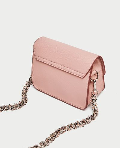 d48077f7933 Image 5 of CROSSBODY BAG WITH CONTRASTING STRAP from Zara ...