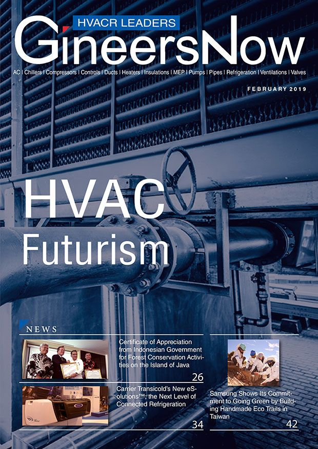 HVAC Futurism: What the Industry Looks like in 2050