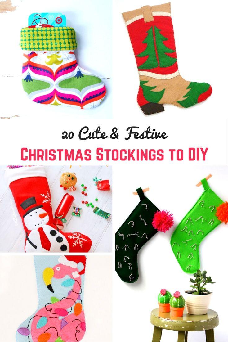 19f4ced73 Festive holiday stockings on Fleece Fun