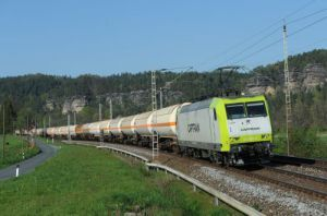Captrain Germany orders multi-system locomotives