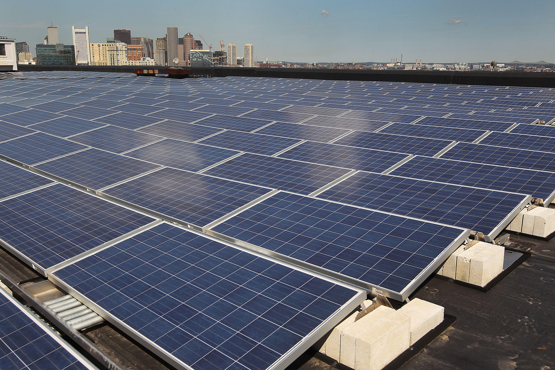 Mayor Menino To Install Solar Panels On His House The Boston Globe Solar Solar Panels Solar Power Diy