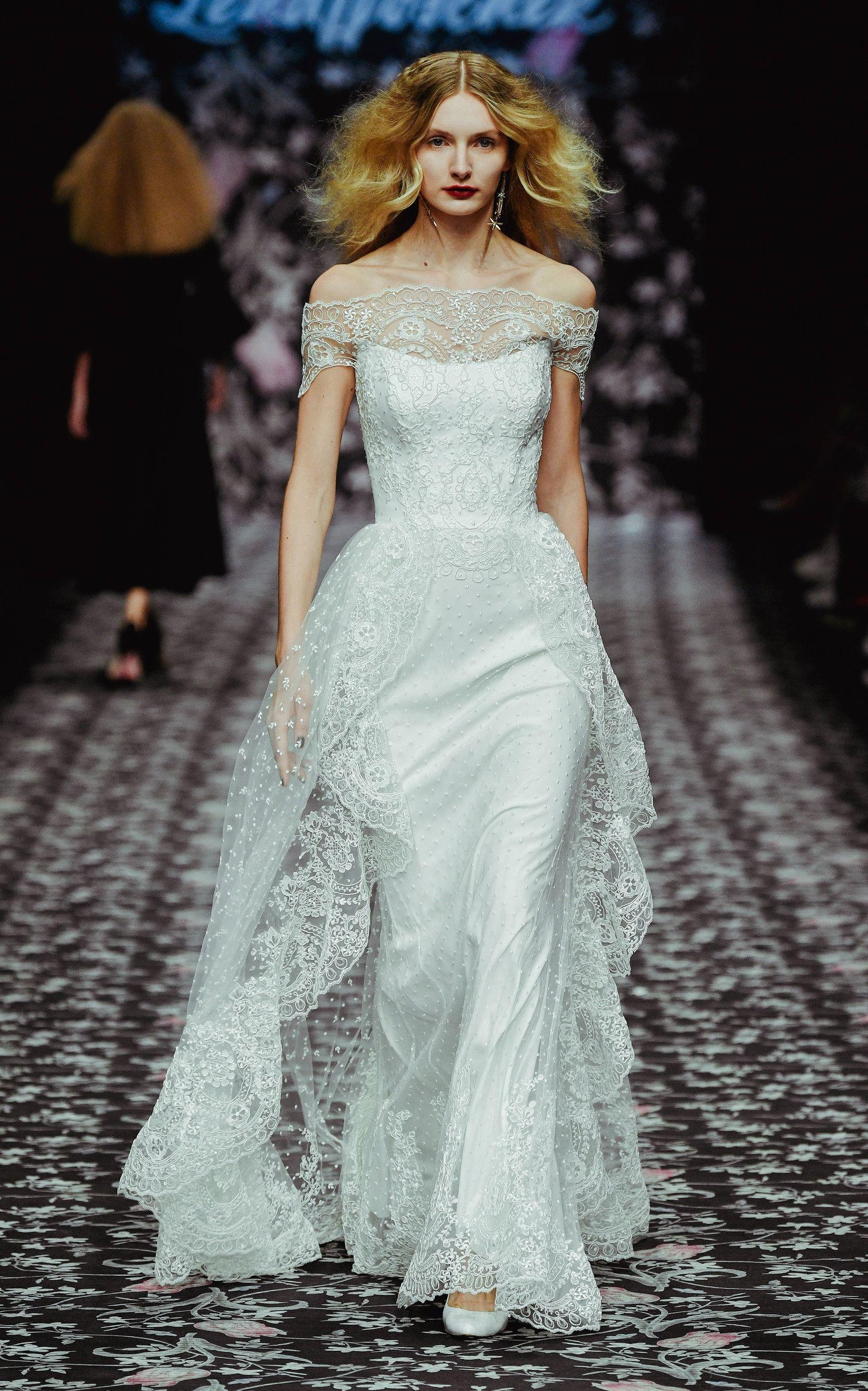 Lena Hoschek Ceremony Couture Wedding Dress  Couture brautkleider