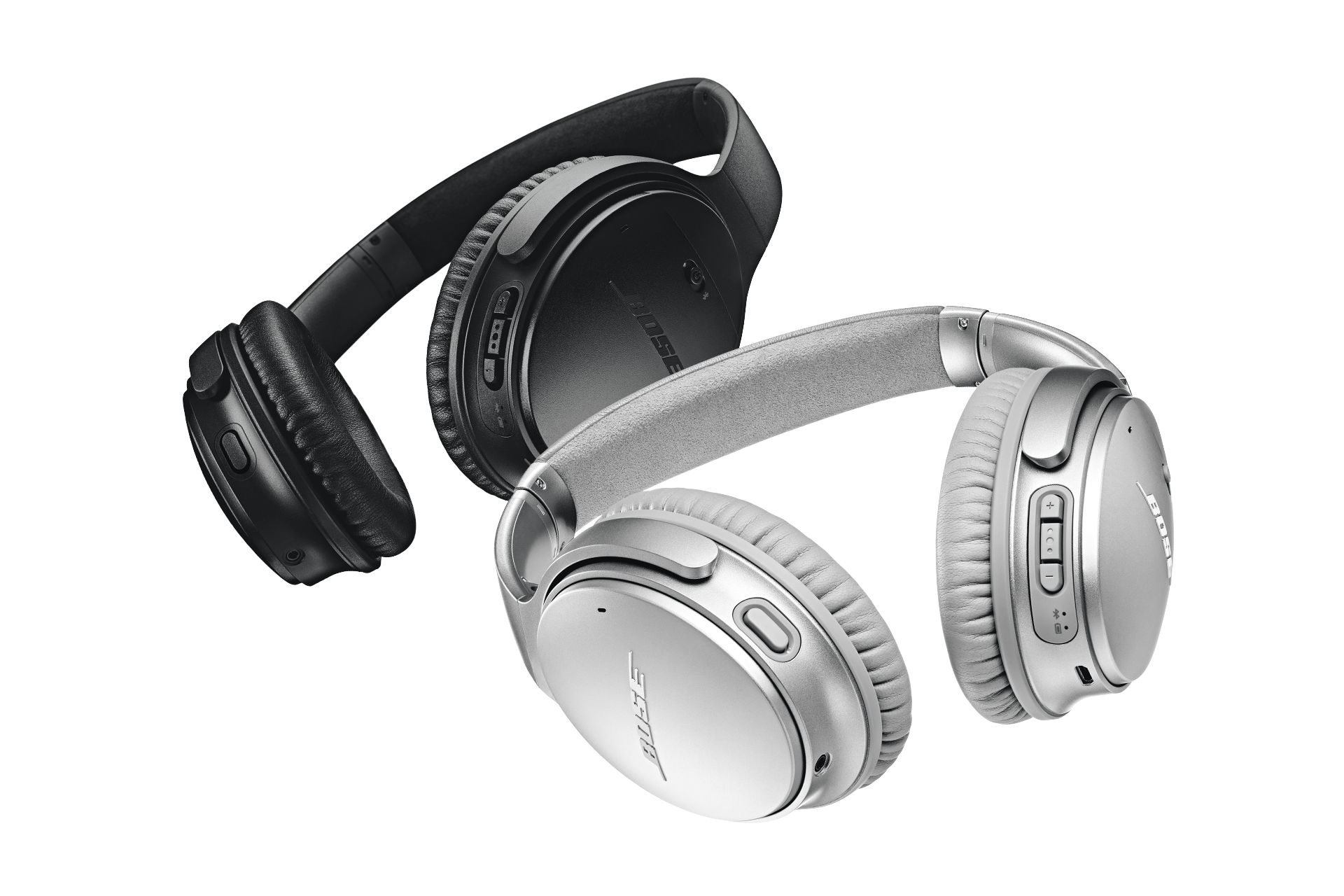 Lose The Noise And Wires With Bose Quietcomfort 35 Wireless Smart Headphones Get World Class Noise Wireless Headphones Noise Cancelling Headphones Headphones