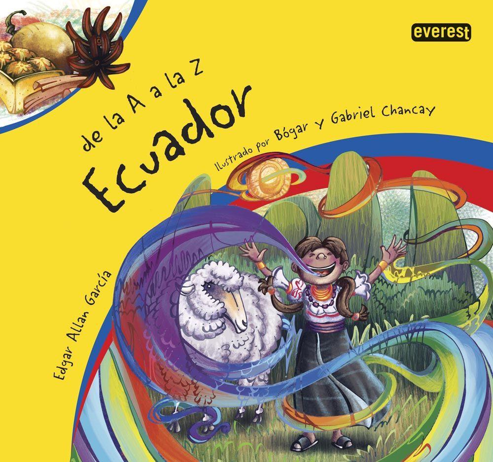 5-7 AÑOS. Ecuador / Edgar Allan García.