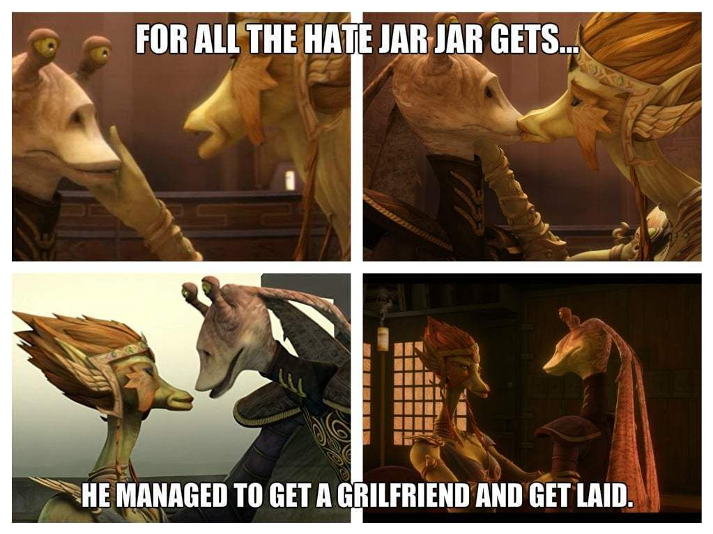 Funny Star Wars Memes Perfect For May The Fourth Funny Star Wars Memes Star Wars Humor Star Wars Day Memes