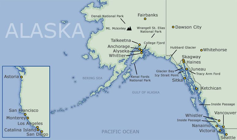 Alaska cruise ports of call road trip pinterest alaska alaska cruise ports of call gumiabroncs Image collections