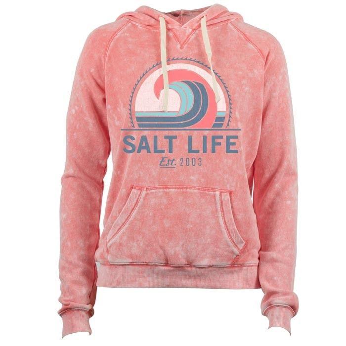 7b5f55478b2 Salt Life Retro Wave Hoodie