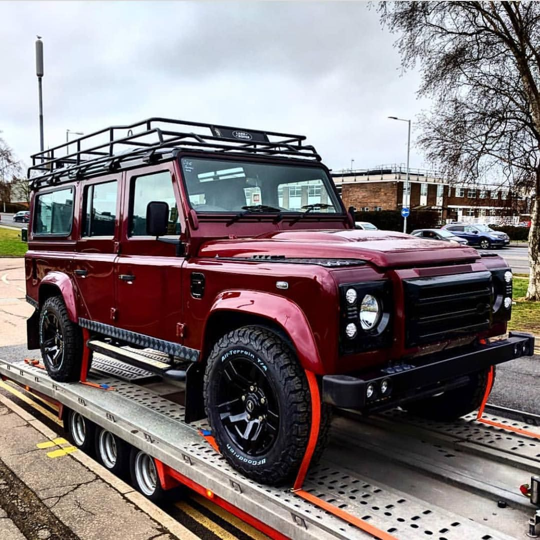 1 807 Likes 25 Comments Land Rovers Of London
