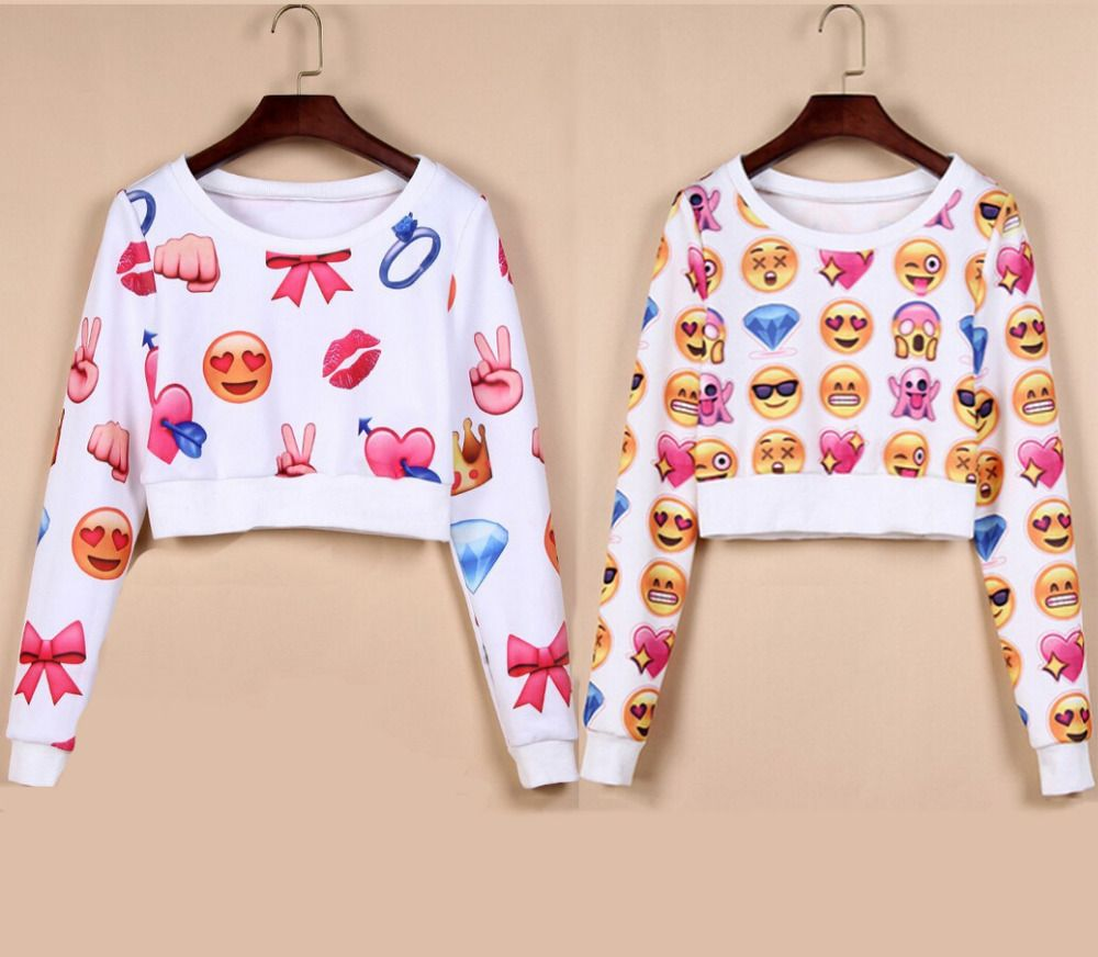 emoji clothes for girls
