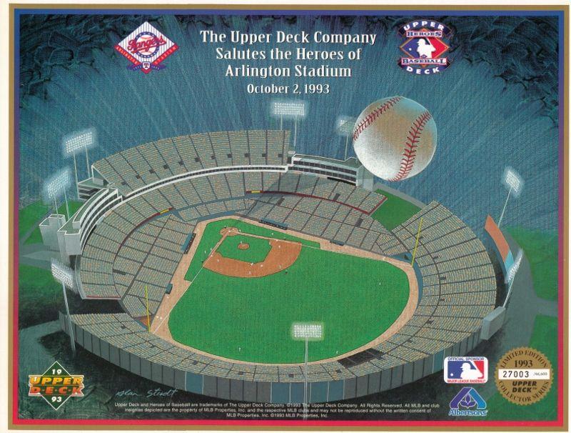 Arlington Stadium Arlington Stadium Baseball Park Mlb Stadiums