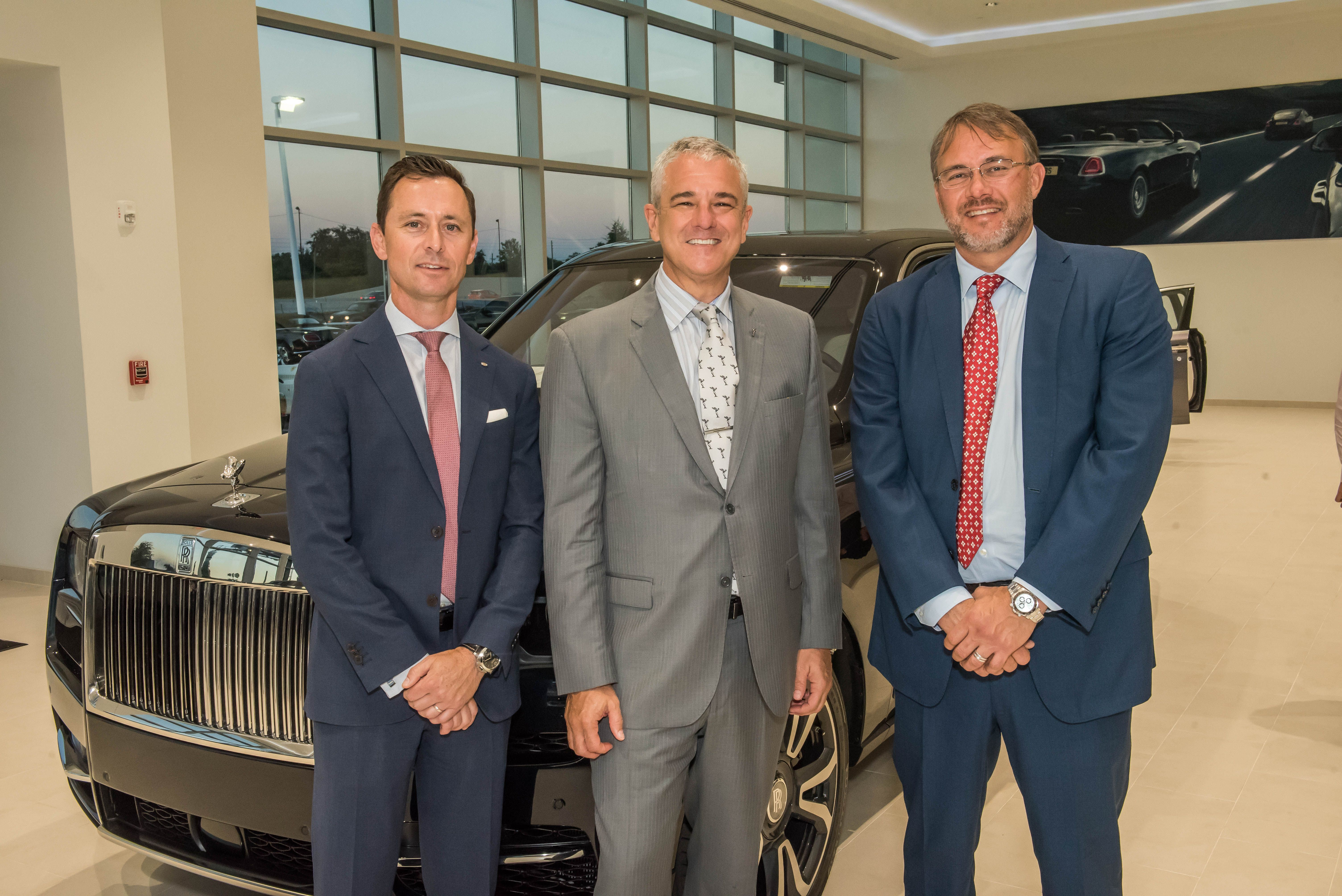 Tbt Thanks Again To Everyone Who Joined Us For Our Vip Grandopening Event At Our New Facility Located Used Luxury Cars Buy Used Cars Rolls Royce Models