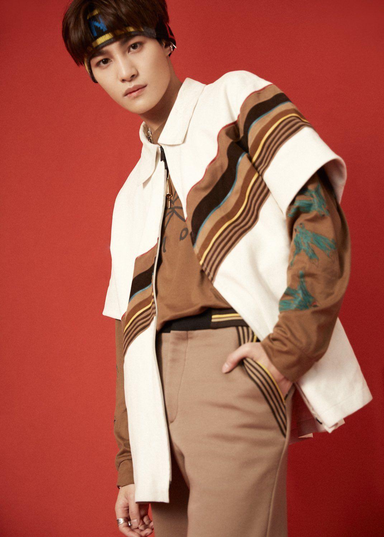 He is the main rapper and main dancer of the chinese male idol group wayv. WayV on Twitter | Nct wayv, Yangyang nct, Wayv yangyang
