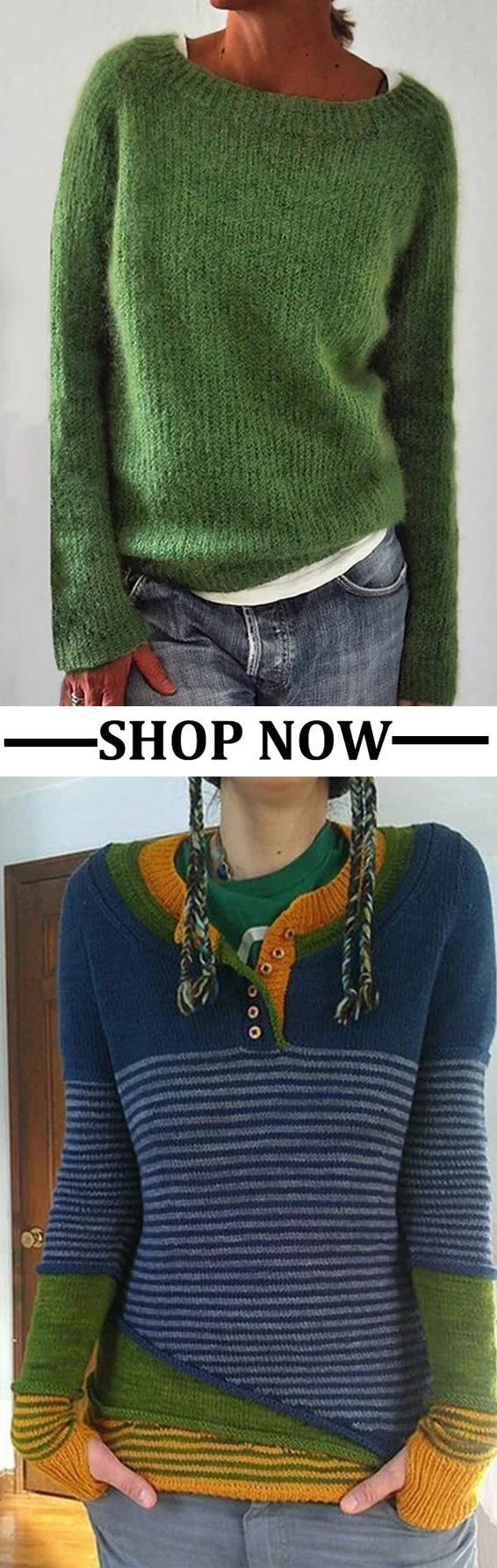 Women's Winter Warm Sweaters