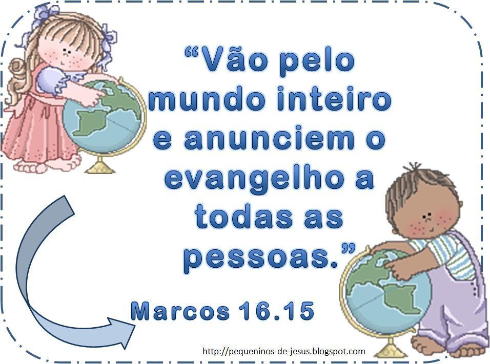 Descubra A Alegria De Deus Nestes 5 Versículos: Missão Infantil: Versículos Para Memorizar