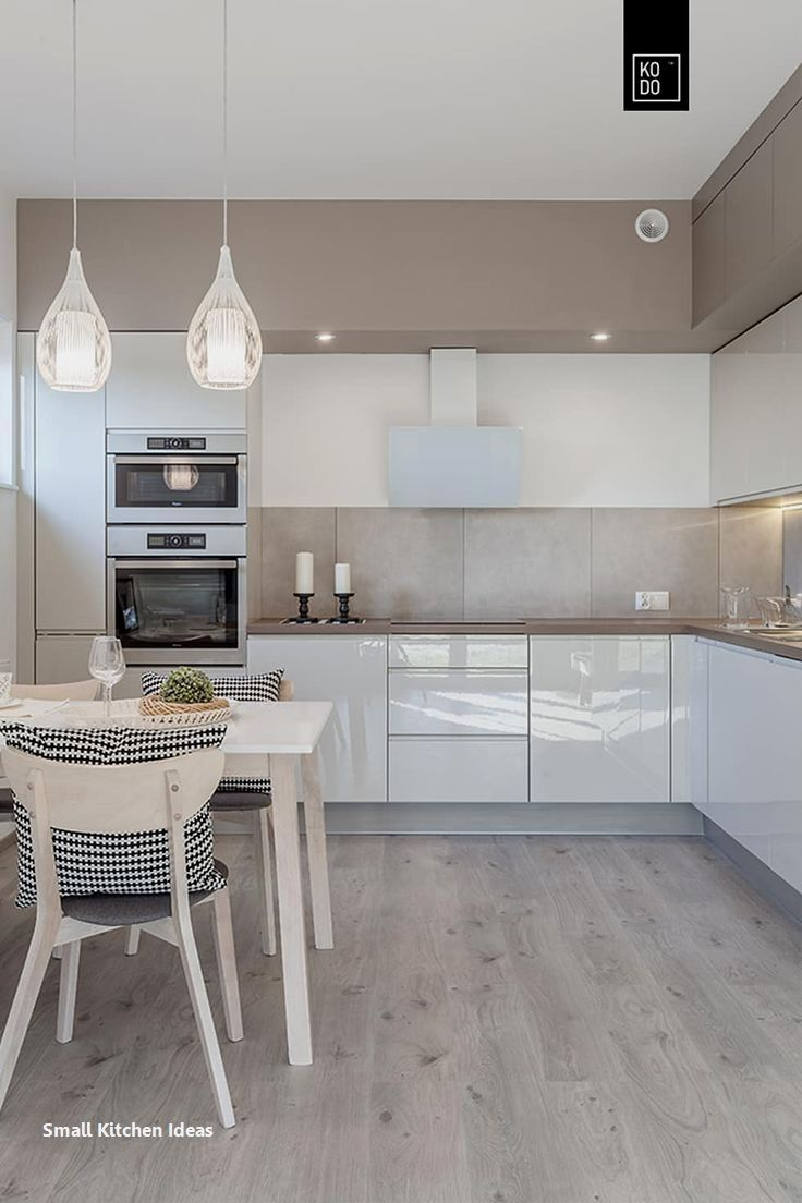 New Small Kitchen Decoration #diysmallkitchen  Cuisine moderne