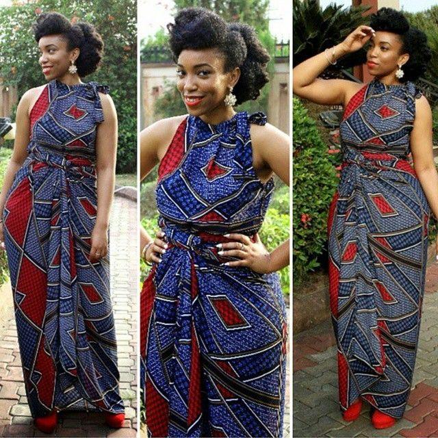 Lovely Ankara Design African fashion, Ankara, kitenge, African women ...