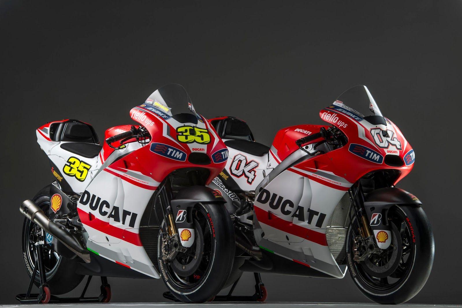 Racing Cafè: Ducati Desmosedici GP14 Ducati Team 2014