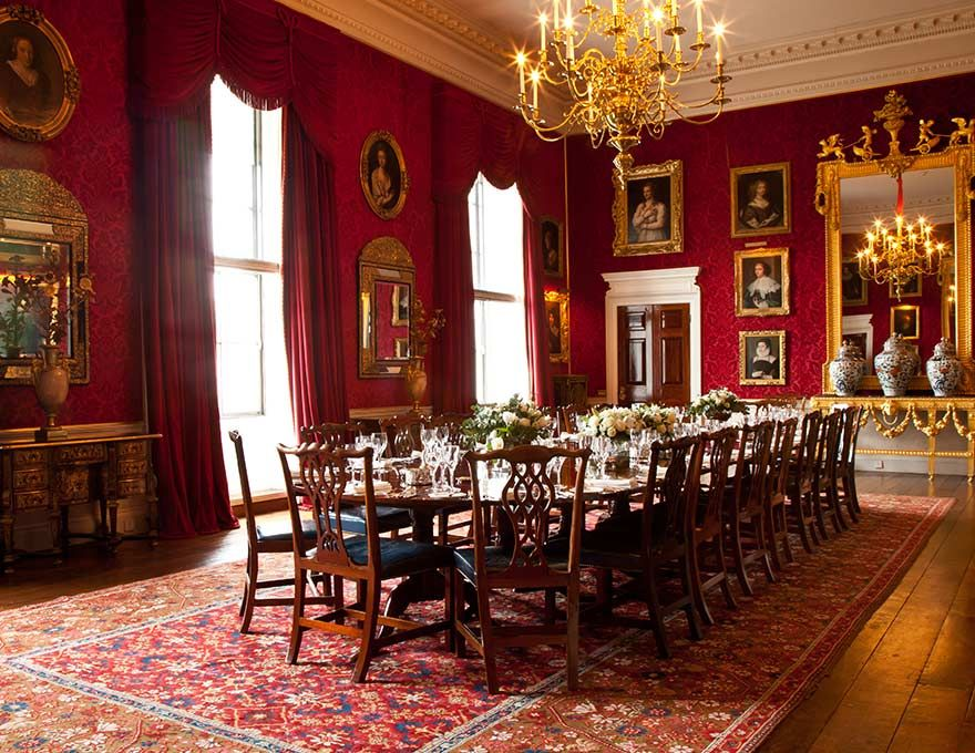 Pin By Jennifer Adam Bailey On House Red Dining Room Dining Room Victorian Traditional In 2021 Red Dining Room Dining Room Victorian Traditional Dining Room Table Beautiful victorian dining room for